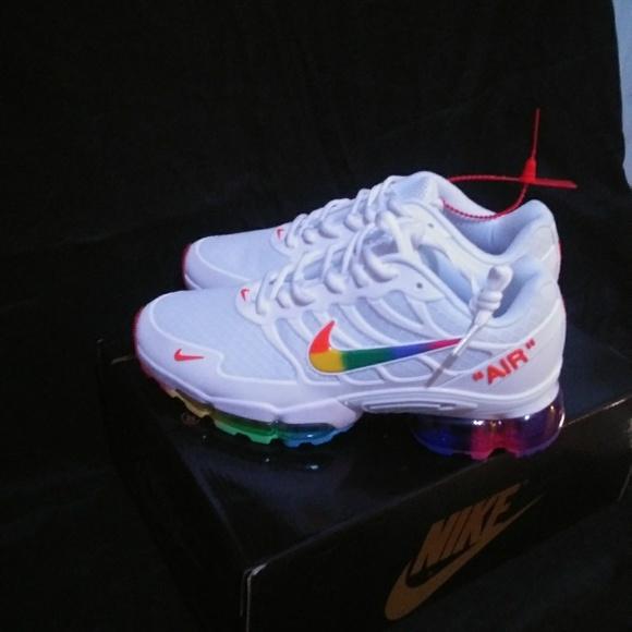 Nike Shoes | Womens Nike Rainbow Airmax